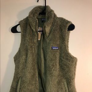 Brand new Patagonia zip up vest